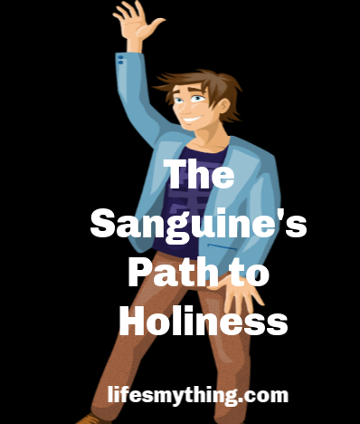sanguine path to holiness
